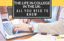 Medium life in college in uk