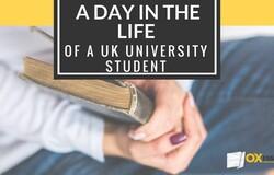 Medium day in life of uk student