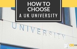 Medium how choose uk university