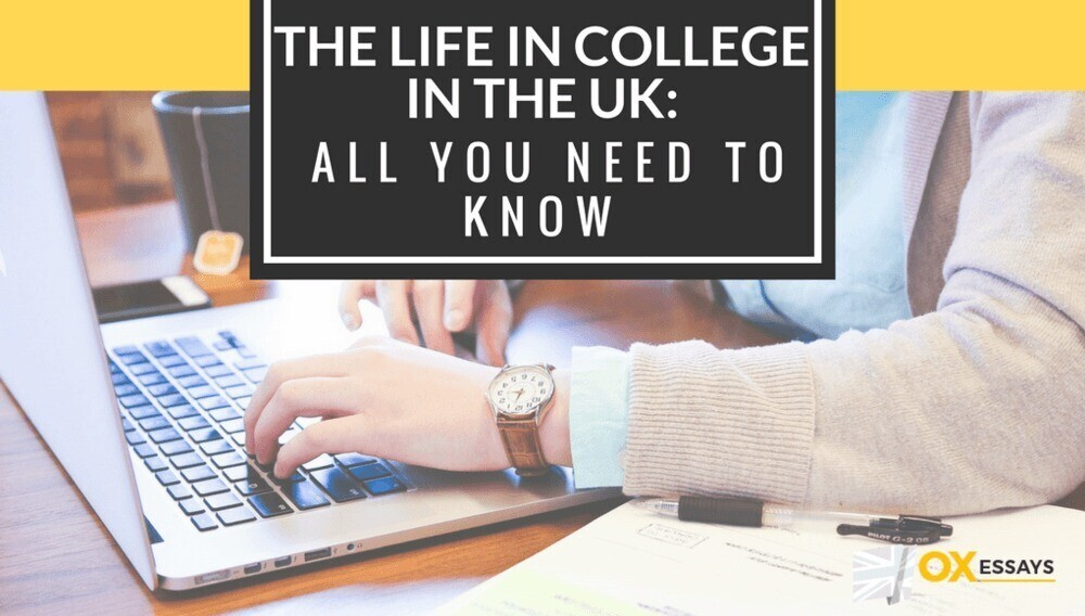 Content life in college in uk