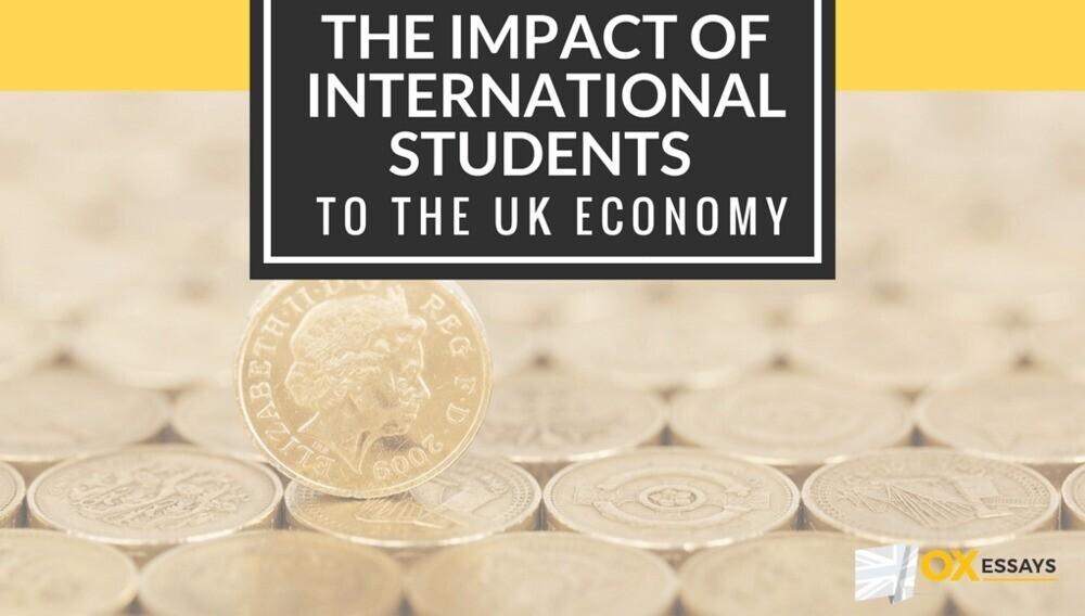 Content impact of international students to uk economy