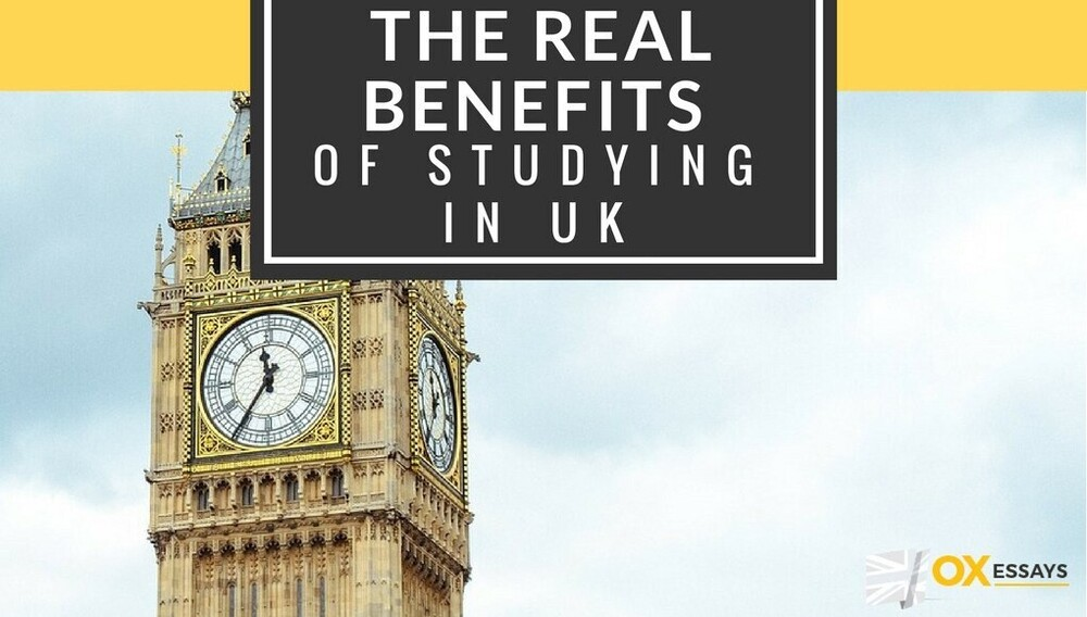 Content real benefits studying in uk